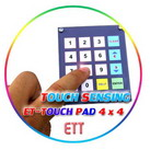 ET-TOUCH PAD 4x4 (Keyboard Touch Switch)