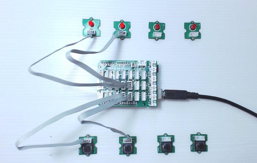 ทดสอบการเขียนโปรแกรม Arduino UNO R3 รับสัญญาณอินพุตจาก Switch